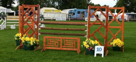 Sales & Jump Design | Cheshire Show Services